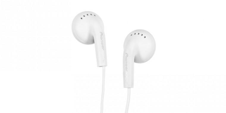 Špuntová sluchátka Pioneer SE-CE11-H