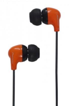 Špuntová sluchátka Pioneer SE-CL501-M (Orange)
