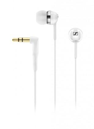 Špuntová sluchátka Sennheiser CX1 bílá (506084)