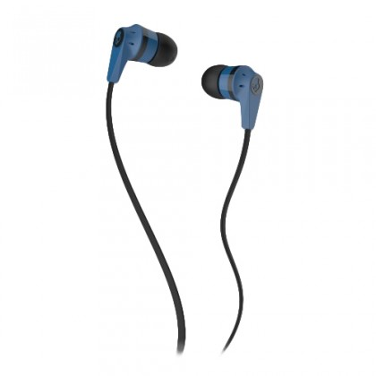 Špuntová sluchátka Skullcandy INKD 2.0, černá modrá