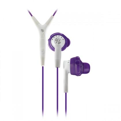 Špuntová sluchátka Sluchátka do uší Yurbuds Inspire 400 for Women, fialová