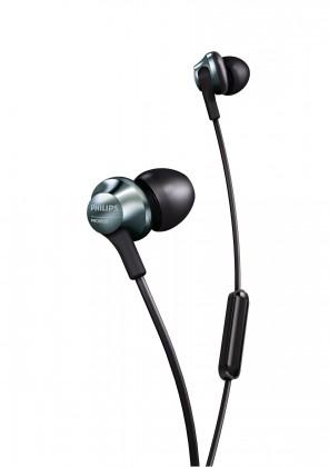 Špuntová sluchátka sluchátka philips pro6105bk, černá Philips