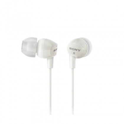 Špuntová sluchátka Sony MDR-EX10LPW