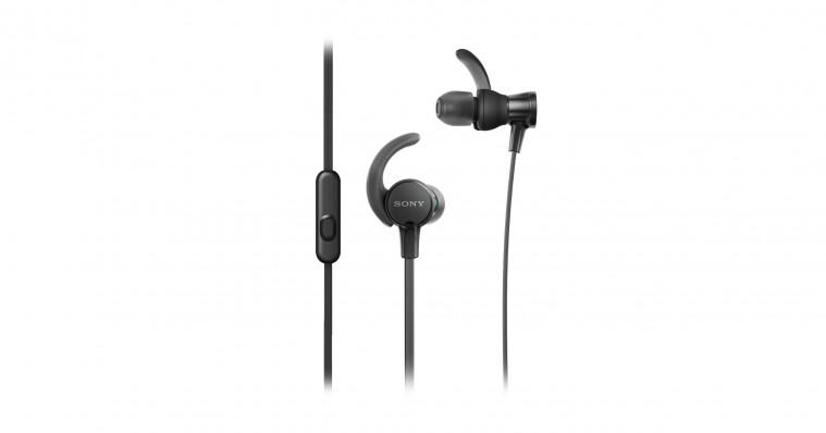 Špuntová sluchátka Sony MDRXB510ASB
