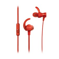 Špuntová sluchátka Sony MDRXB510ASR