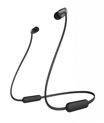 Špuntová sluchátka Sony WI-C310 černá