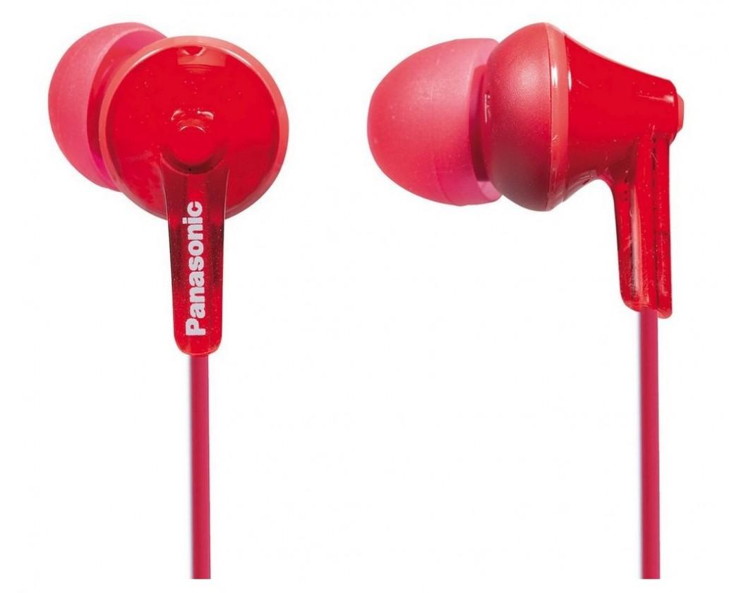 Špuntová sluchátka Špuntová sluchátka Panasonic RP-HJE125E-R
