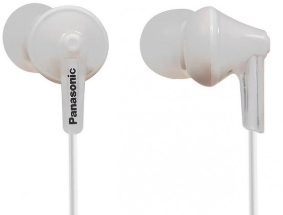 Špuntová sluchátka Špuntová sluchátka Panasonic RP-HJE125E-W