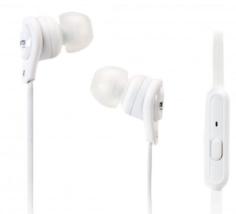 Špuntová sluchátka TDK IP150 bílá