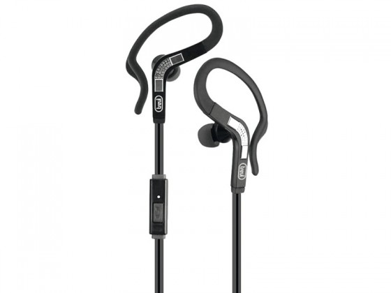 Špuntová sluchátka Trevi JS 659, černá