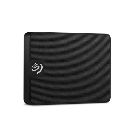 SSD disk Externí SSD disk Seagate Expansion, 1 TB, černá