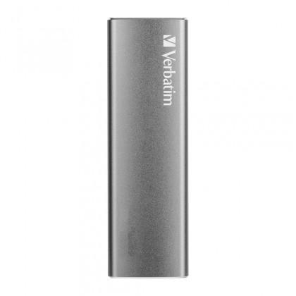 SSD disk Externí SSD disk Verbatim Vx500, 480 GB, 29g, stříbrná