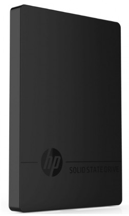 SSD disk HP P600 500GB / Externí / USB Type-C / černý