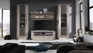 Stairs - Obývací stěna, TV stolek, 2x skříň