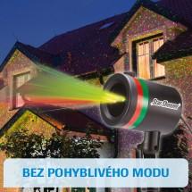 Star Shower laserová lampa