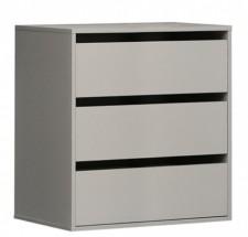Starlet Plus - Zásuvky do skříně 99 cm (pro STPS124E1) (šedá)