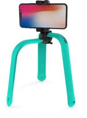Stativy na mobil Multifunkční držák Zbam 3Pod, tyrkysová