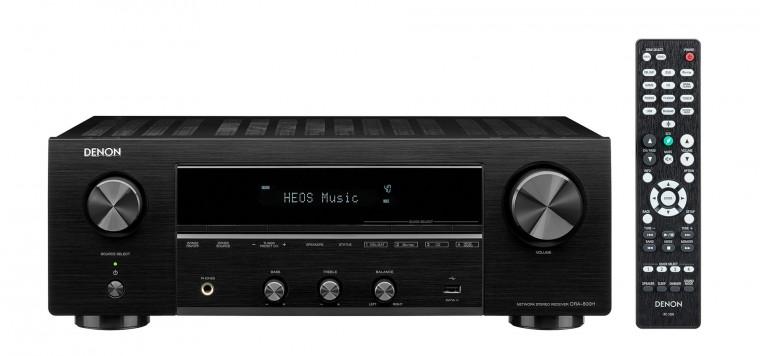 Stereo Reciever DRA-800H černý