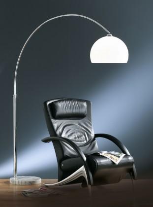 Stojací lampa Sample, nastavitelná výška 180-210 cm