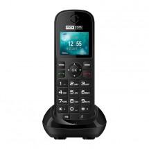 Stolní GSM telefon Maxcom Comfort MM35D, černá POUŽITÉ, NEOPOTŘEB