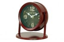 Stolní hodiny - H01, kov