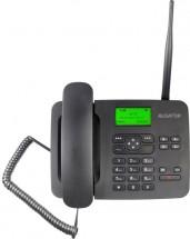 Stolní telefon Aligator T100 na SIM kartu, černá