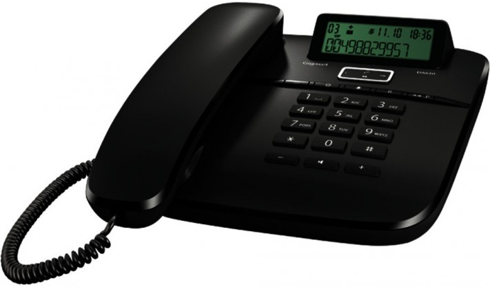 Stolní telefon Siemens Gigaset DA610
