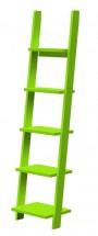 Strada - 2006-021, regál (zelená)