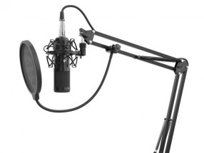 Streamovací mikrofon Genesis Radium 300