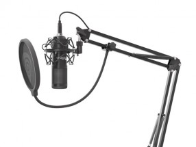 Streamovací mikrofon Genesis Radium 400