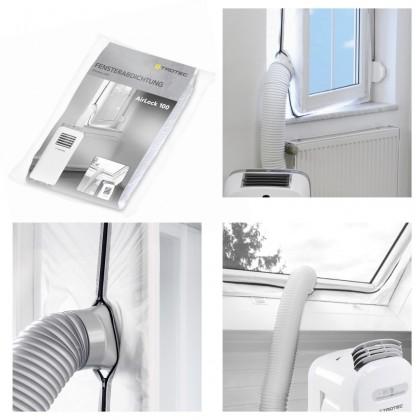 Strukturovaná kabeláž Těsnění oken pro mobilní klimatizace TROTEC Airlock100
