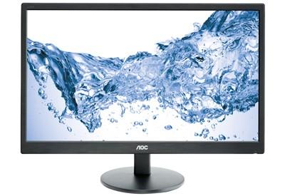 """Stylový/designový monitor 24"""" AOC e2470Swhe"""