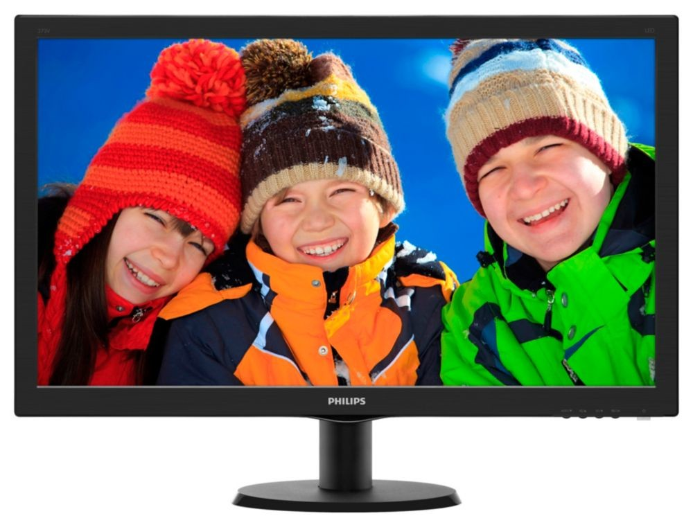 "Stylový/designový monitor 27"" Philips 273V5LHABFHD"