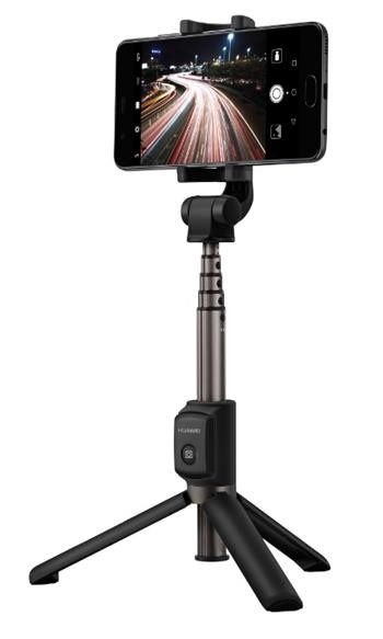 Stylusy a selfie držáky 2v1 Selfie tyč a třínohý stojan Huawei s bluetooth
