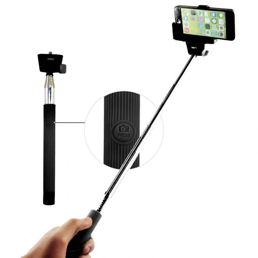 Stylusy a selfie držáky Držák C-TECH MP107B