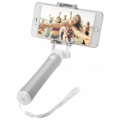 Stylusy a selfie držáky Selfie tyč Xiaomi Mi Bluetooth Selfie Stick, šedá ROZBALENO