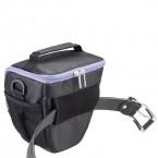 SUMDEX brašna na kameru větší POC-485BK černé
