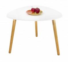 Summer - Konferenční stolek menší (bílá)
