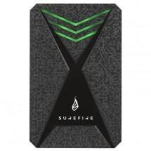 SureFire Gaming Bunker HDD USB 3.2 Gen 1 2TB Black ROZBALENO