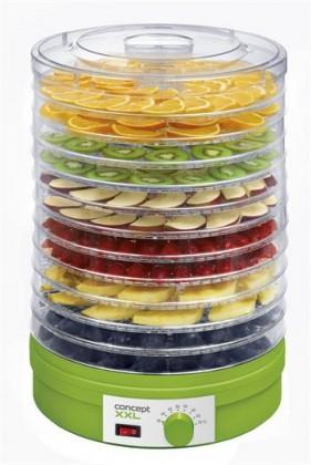 Sušička ovoce Sušička potravin Concept SO1025, 12 plátů