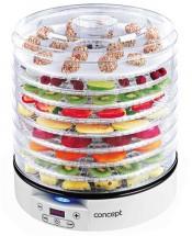 Sušička potravin Concept Raw food SO2020, 9 plátů