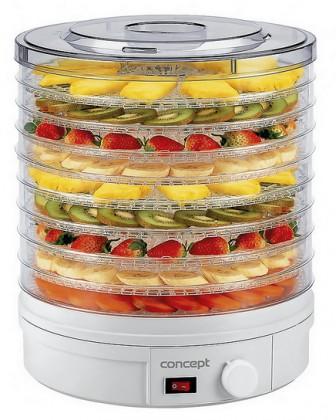 Sušička potravin Concept SO1020 POUŽITÉ, NEOPOTŘEBENÉ ZBOŽÍ
