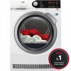Sušička prádla AEG AbsoluteCare T8DBE48SC, A++, 8 kg