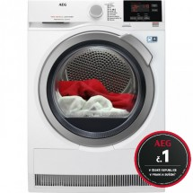 Sušička prádla AEG AbsoluteCare T8DBG48SC, A++, 8 kg + rok praní zdarma