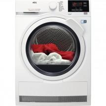 Sušička prádla AEG AbsoluteCare T8DBG68WC, A+++ + rok praní zdarma