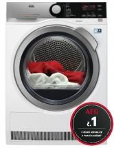 Sušička prádla AEG AbsoluteCare T8DEE68SC, A+++, 8 kg