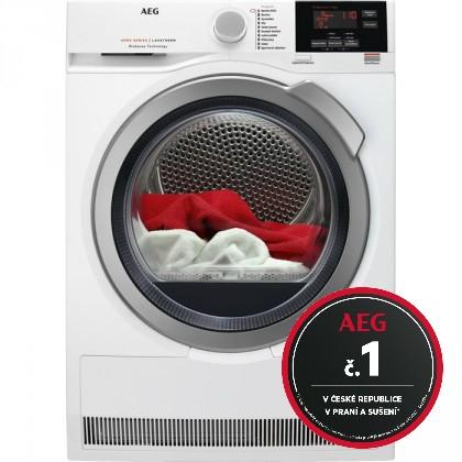 Sušička prádla AEG ProSense T6DBG28SC, B, 8 kg