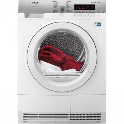 Sušička prádla AEG T86581IH3