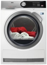 Sušička prádla AEG T8DEA68S, A+++,8kg