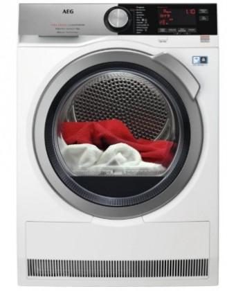 Sušička prádla AEG T9DBC68SC, A+++